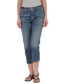 CURRENT/ELLIOTT - Denim capris