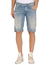 MP001 MELTIN POT - Denim bermudas