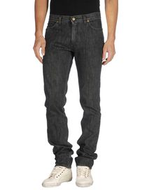 YVES SAINT LAURENT RIVE GAUCHE - Denim trousers