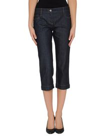CHRISTIAN DIOR - Denim capris