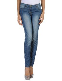 ONLY 4 STYLISH GIRLS by PATRIZIA PEPE - Denim trousers
