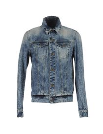 PATRIZIA PEPE - Denim outerwear