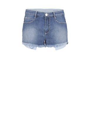 Denim shorts Women's - ERMANNO SCERVINO
