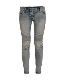 Denim trousers - BALMAIN