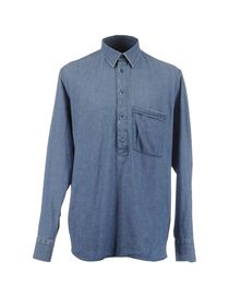 TRUSSARDI 1911 - Denim shirt