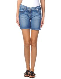 LOVE MOSCHINO - Denim shorts