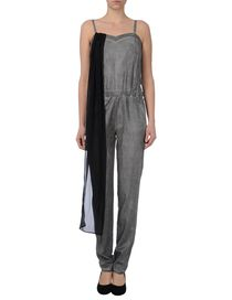 DIESEL BLACK GOLD - Denim overall