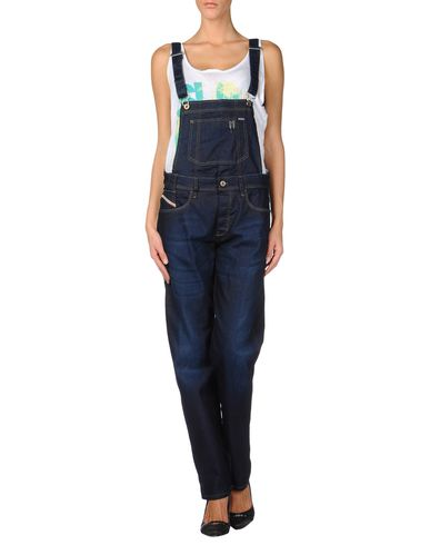 DIESEL - Denim overall