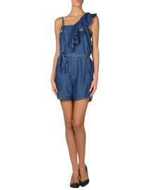 DIESEL - Denim dungaree