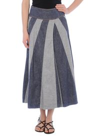 DRIES VAN NOTEN - Denim skirt