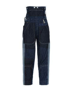 Denim overall Women's - HIGH