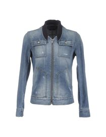 DOLCE &amp; GABBANA - Denim outerwear