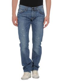 TRUSSARDI 1911 - Denim trousers
