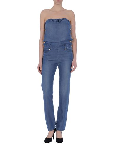 MADAME à PARIS - Denim overall