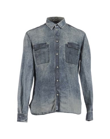 GALLIANO - Denim shirt