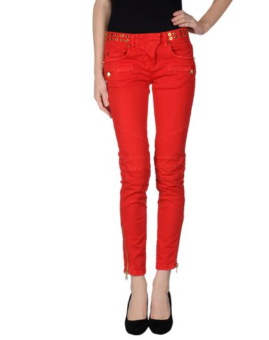 PIERRE BALMAIN - Denim trousers