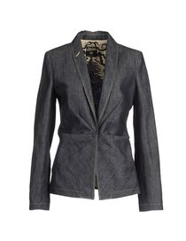 JEAN PAUL GAULTIER FEMME - Denim outerwear
