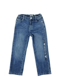 ARMANI BABY - Denim trousers