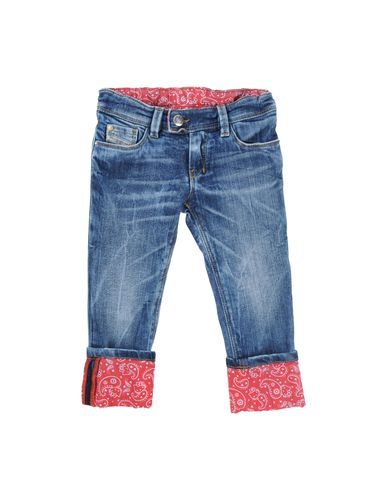 DIESEL HELLO KITTY CAPSULE COLLECTION - Denim pants