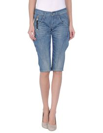 RICHMOND - Denim bermudas