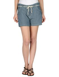 SWILDENS - Denim shorts