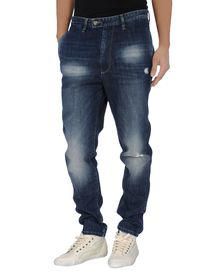 DAVID MAYER NAMAN - Denim trousers