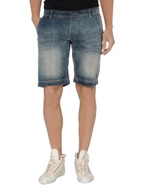 DAVID MAYER NAMAN - Denim bermudas