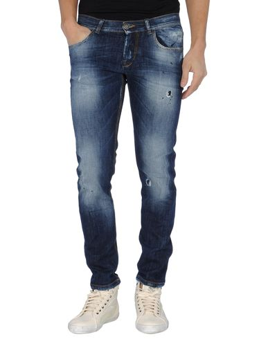 DAVID MAYER NAMAN - Denim pants