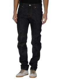 ALEXANDER MCQUEEN - Denim trousers