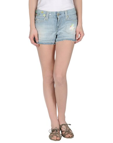 WE ARE REPLAY - Denim shorts