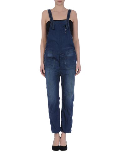 MAISON SCOTCH - Denim overall