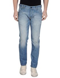 M.GRIFONI DENIM - Denim trousers