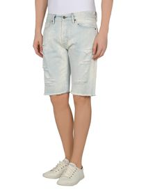 RALPH LAUREN - Denim bermudas