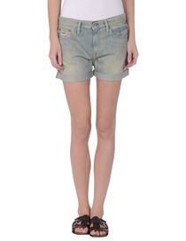 POLO JEANS COMPANY - Denim shorts