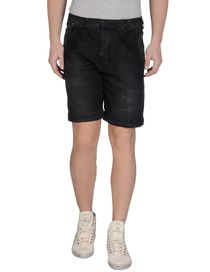 NEIL BARRETT - Denim bermudas