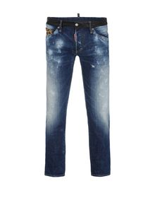 Denim trousers - DSQUARED2
