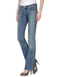 CK CALVIN KLEIN - Denim trousers