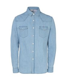 Denim shirt - KITSUNÉ