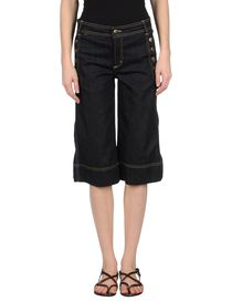 JUST CAVALLI - Denim bermudas
