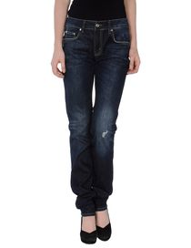 GF FERRE&#39; JEANS - Denim trousers