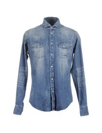 BRIAN DALES - Denim shirt