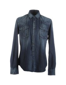 GLANSHIRT - Denim shirt