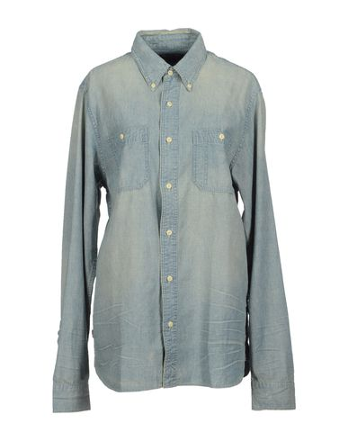 POLO JEANS COMPANY - Denim shirt
