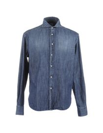 ELEVENTY - Denim shirt