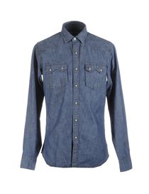 BROOKS BROTHERS - Denim shirt