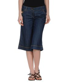MOSCHINO JEANS - Denim bermudas