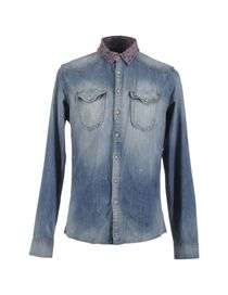 PEARLY KING - Denim shirt