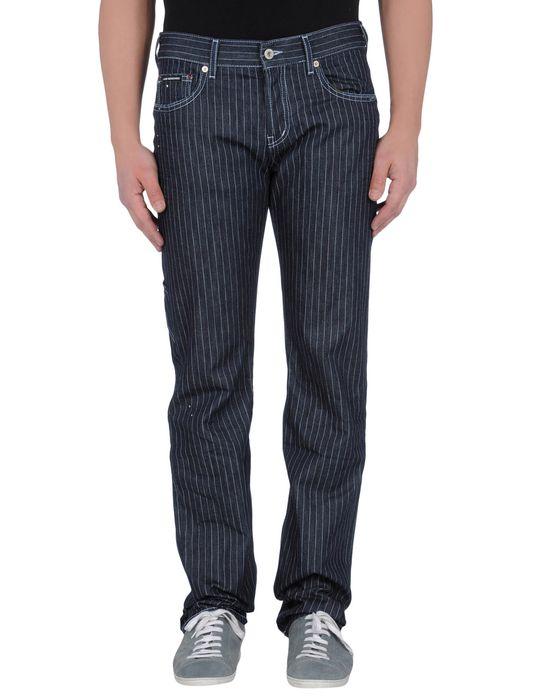 LOVE MOSCHINO Джинсовые брюки