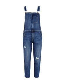 Denim overall - CURRENT/ELLIOTT