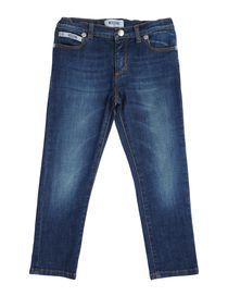MOSCHINO KID - Denim trousers